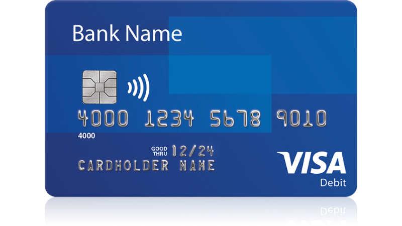 Debit Visa