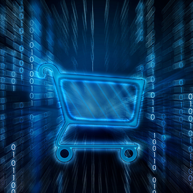 digital shoppping cart