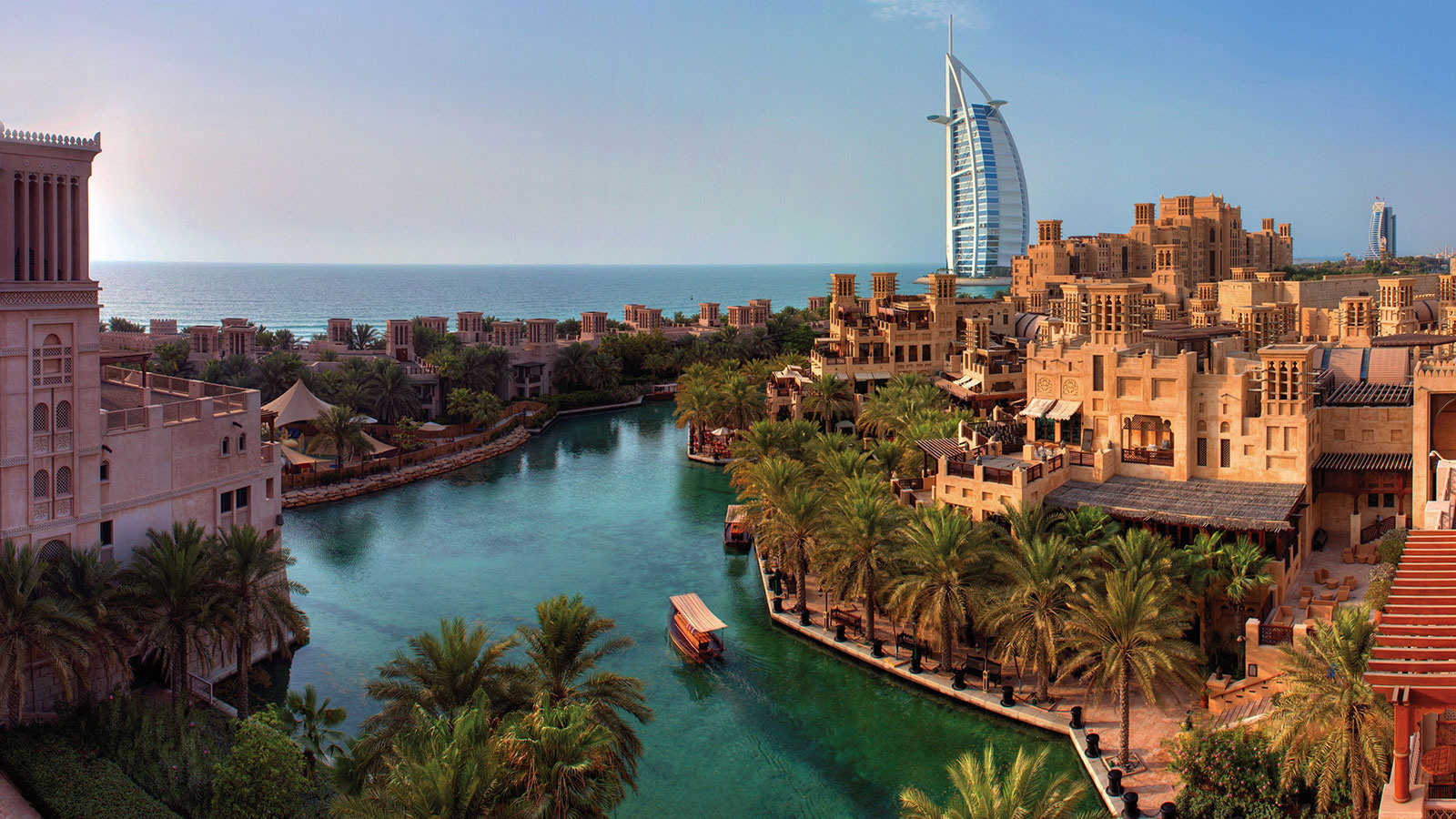 madinat, jumeirah, dubai, resort