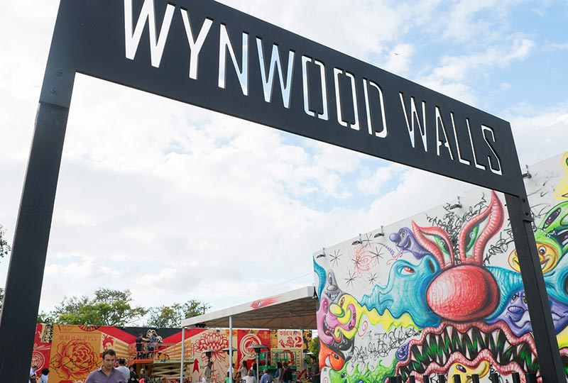 Wynwood, Walls, Miami, Art, World